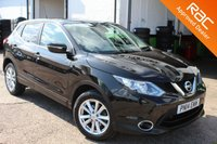 USED 2014 14 NISSAN QASHQAI 1.2 ACENTA PREMIUM DIG-T 5d 113 BHP VIEW AND RESERVE ONLINE OR CALL 01527-853940 FOR MORE INFO.