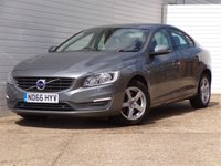 2017 VOLVO S60 2.0 D3 BUSINESS EDITION 4d 148 BHP £9489.00