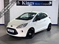 USED 2011 61 FORD KA 1.2 EDGE 3dr LOW MILES, £30 Tax, Ins Group 3 , Drive Away SAME DAY!! STUNNING