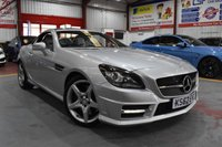 USED 2013 62 MERCEDES-BENZ SLK 2.1 SLK250 CDI BLUEEFFICIENCY AMG SPORT 2d AUTO 204 BHP