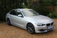 USED 2012 12 BMW 3 SERIES 2.0 320D EFFICIENTDYNAMICS 4d 161 BHP ** LOT'S OF EXTRA'S AND BMW SERVICED **