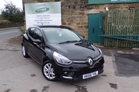 USED 2016 66 RENAULT CLIO 1.1 DYNAMIQUE NAV 5d 73 BHP Touch Screen SAT NAV Renault Service History