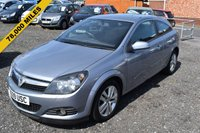 USED 2009 09 VAUXHALL ASTRA 1.4 SXI 3d 90 BHP 78,000 GUARANTEED MILES - LOTS OF SERVICE HISTORY