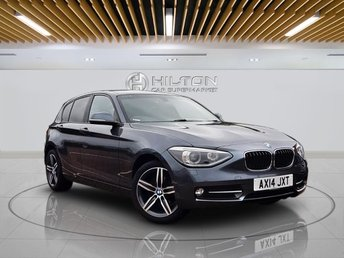 Used BMW 1 Series for sale in Leighton Buzzard