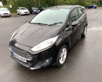 USED 2016 66 FORD FIESTA 1.0 ZETEC ECOBOOST NAVIGATOR (100PS) THIS VEHICLE IS AT SITE 1 - TO VIEW CALL US ON 01903 892224