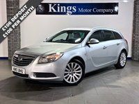 USED 2010 10 VAUXHALL INSIGNIA 2.0 SE CDTI ECOFLEX 5dr  Electric Boot Open/Close, Bluetooth, Drive Away SAME DAY!! STUNNING