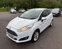 USED 2014 14 FORD FIESTA 1.25 ZETEC 3dr