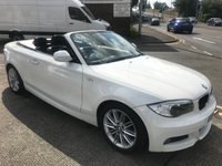2012 BMW 1 SERIES 2.0 118I M SPORT 2d 141 BHP £SOLD
