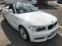 USED 2012 12 BMW 1 SERIES 2.0 118I M SPORT 2d 141 BHP