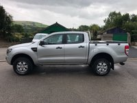 USED 2012 12 FORD RANGER 2.2TDCI XL 4X4 DOUBLE CAB 160PS *NO VAT!* *LOW MILES*