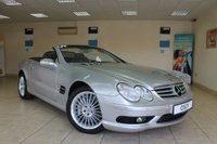 2003 MERCEDES-BENZ SL 5.4 SL55 AMG KOMPRESSOR 2d AUTO 493 BHP £22750.00