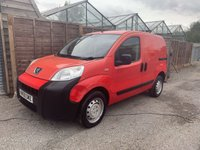 USED 2010 59 PEUGEOT BIPPER 1.4 HDI S 1d 70 BHP DIRECT FROM Royal Mail