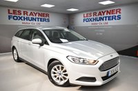 USED 2016 16 FORD MONDEO 1.5 STYLE ECONETIC TDCI 5d 114 BHP SILVER Bluetooth, Cruise control, Free road tax, DAB Radio, 1 Owner