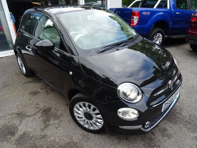 2016 66 FIAT 500 1.2 LOUNGE 3d 69 BHP NEW SHAPE