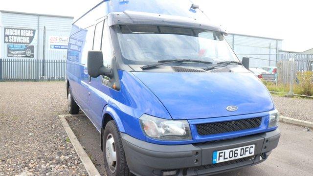 2006 Ford Transit 350 Lwb Shr £1,850