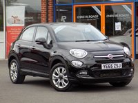 USED 2015 65 FIAT 500X 1.4 Multiair Pop Star 5dr ** Bluetooth + Cruise **