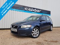 USED 2009 58 VOLVO V50 2.0 S 5d 136 BHP AUTOMATIC