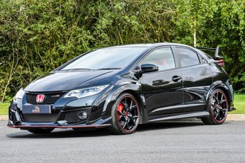 2015 HONDA CIVIC 2.0 I-VTEC TYPE R GT 5d 306 BHP £SOLD