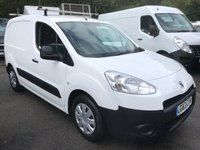 USED 2013 63 PEUGEOT PARTNER 1.6 HDI PROFESSIONAL L1 625 *3 SEAT*AIR CON*