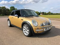 2003 MINI HATCH COOPER 1.6 COOPER 3d 114 BHP £2495.00