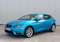 USED 2014 14 SEAT LEON 1.6 TDI SE TECHNOLOGY 5d 105 BHP