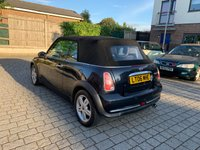 USED 2006 06 MINI CONVERTIBLE 1.6L COOPER 2d 114 BHP Auto Petrol, Warranty, NEW MOT, Warranty, Finance