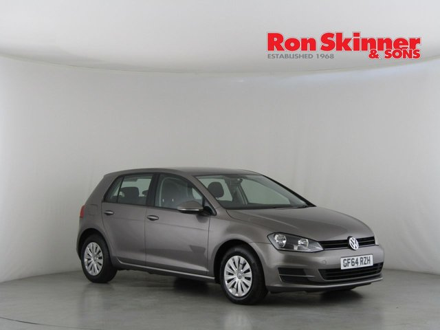 View our 2014 64 VOLKSWAGEN GOLF 1.6 S TDI BLUEMOTION TECHNOLOGY 5d 103 BHP