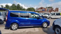 USED 2016 66 FORD GRAND TOURNEO CONNECT TITANIUM TDCI AUTO 120 BHP 7 SEATER MPV ( NO VAT ) (((((( NO V.A.T TO PAY NO V.A.T TO PAY )))))))