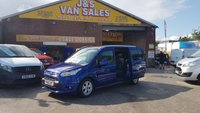 2016 FORD GRAND TOURNEO CONNECT TITANIUM TDCI AUTO 120 BHP 7 SEATER MPV ( NO VAT ) £14995.00