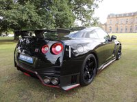 USED 2017 17 NISSAN GT-R 3.8 NISMO 2d AUTO 592 BHP