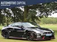 2017 NISSAN GT-R 3.8 NISMO 2d AUTO 592 BHP £110000.00