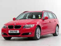 USED 2011 11 BMW 3 SERIES 2.0 318D SE TOURING 5d 141 BHP CRUISE FULL-BMW-HISTORY 2-OWN