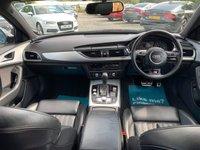 USED 2016 16 AUDI A6 2.0 TDI ULTRA S LINE 4d AUTO 188 BHP BLACK EDITION STYLING