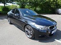 2013 BMW 3 SERIES 2.0 320D M SPORT GRAN TURISMO 5d 181 BHP £12990.00