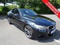 USED 2013 63 BMW 3 SERIES 2.0 320D M SPORT GRAN TURISMO 5d 181 BHP