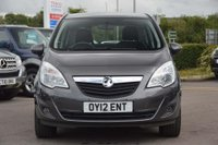 USED 2012 12 VAUXHALL MERIVA 1.4 i 16v Active 5dr (a/c) VERY LOW MILES*DEMO+1 OWNER