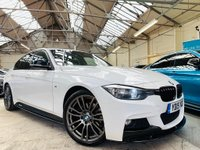 USED 2015 15 BMW 3 SERIES 2.0 320d BluePerformance M Sport (s/s) 4dr PERFORMANCE-PACK+19S+