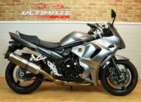 2010 SUZUKI GSX1250 FA LO ABS 1250CC COMMUTING, TOURING £3495.00