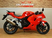 2016 HYOSUNG GT 125 RC LEARNER LEGAL SPORT STYLE 125CC £1995.00