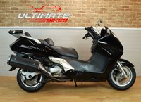 USED 2013 63 HONDA FJS 600 SILVERWING 600CC MAXI SCOOTER