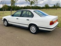 USED 1995 N BMW 5 SERIES 1.8 518I 115 BHP 4DR SALOON 2 OWNERS+F/S/H+GREAT INVESTMENT