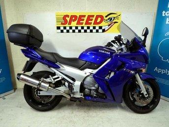 2001 YAMAHA FJR1300 FJR1300 £2995.00