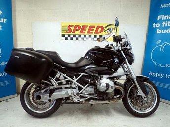 2012 BMW R 1200 R MU R 1200 R MU £5995.00
