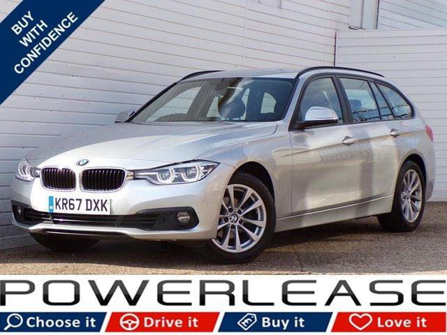 USED 2017 67 BMW 3 SERIES 1.5 318I SE TOURING 5d AUTO 135 BHP SATNAV P/SENSORS BLUETOOTH DAB
