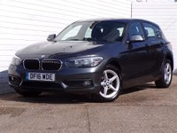 2016 BMW 1 SERIES 1.5 116D SE 5d 114 BHP £8949.00