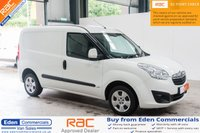 USED 2016 16 VAUXHALL COMBO 1.2 2000 L1H1 CDTI SPORTIVE