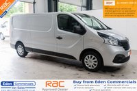 USED 2017 17 RENAULT TRAFIC 1.6 LL29 BUSINESS PLUS DCI * LWB * AIR CON *