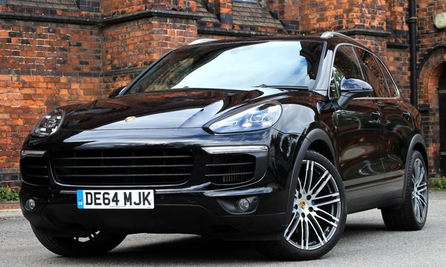 2014 64 PORSCHE CAYENNE 4.1 D V8 S TIPTRONIC S 5d AUTO 385 BHP [ AIR SUSPENSION ]