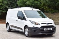2016 FORD TRANSIT CONNECT 1.6 210 P/V 1d 74 BHP £6450.00