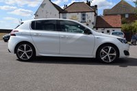 USED 2016 16 PEUGEOT 308 2.0 BLUE HDI S/S GT 5d AUTO 180 BHP